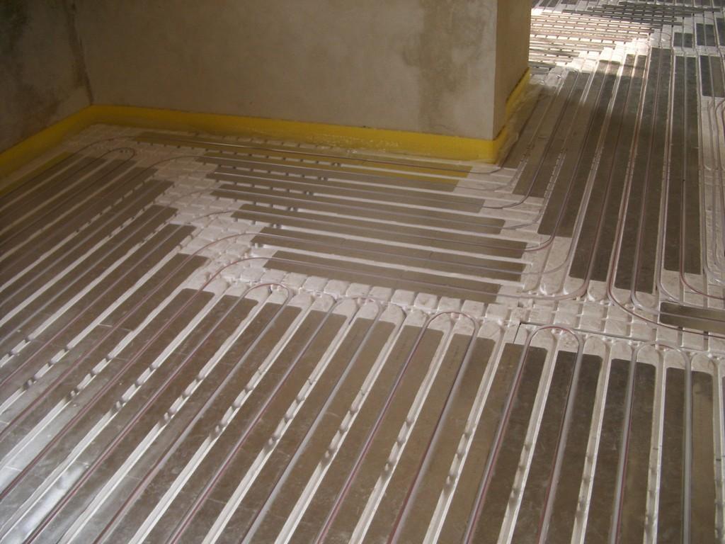 Temperatura Mandata Impianto A Pavimento impianti di riscaldamento a pavimento - cigi termoidraulica